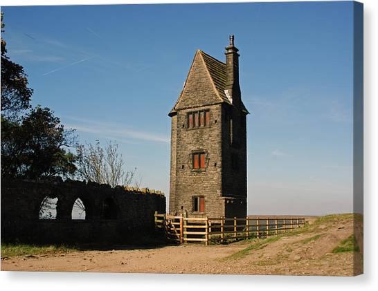 Rivington. The Pigeon Tower. Canvas Print