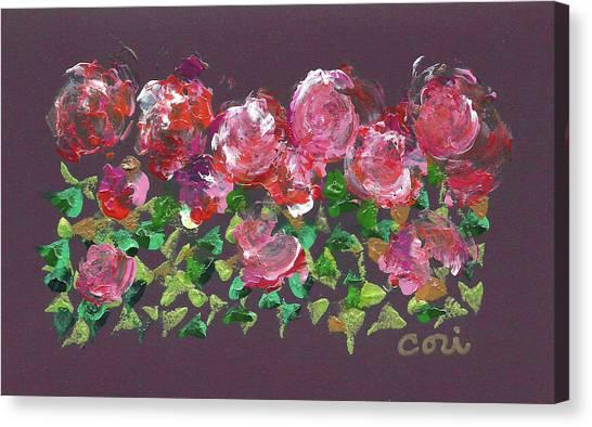 Roses 1001 Canvas Print