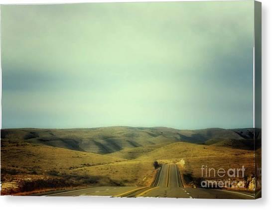 6-mile Hill Canvas Print