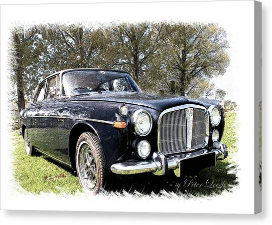 Rover 3.5 Coupe Canvas Print