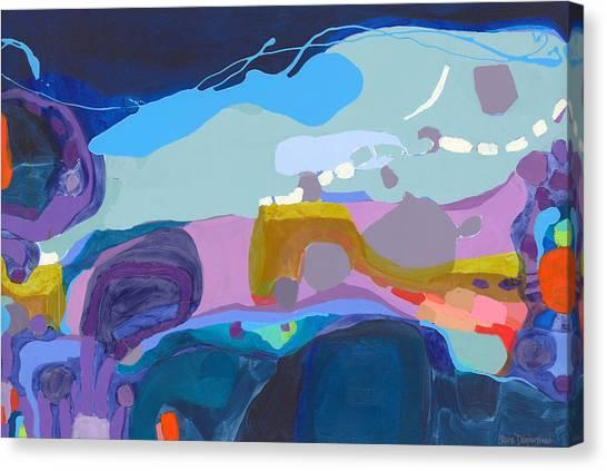 Canvas Print - Rush Hour by Claire Desjardins