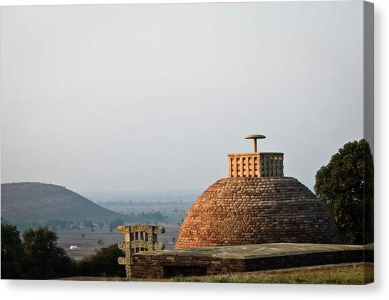 Sanchi Stupa Wallpaper Hd: Sanchi Stupa By Photo By Jamyang Zangpo