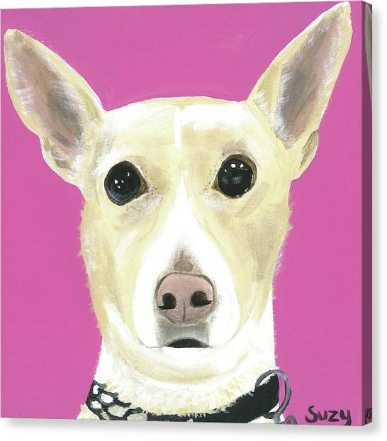 Sandy's Lulu Canvas Print
