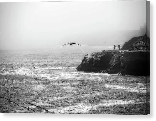 Santa Cruz Coast Canvas Print