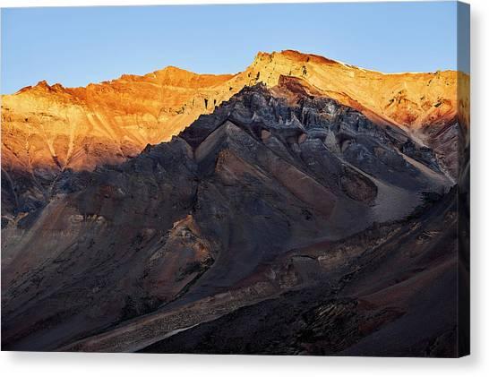 Sarchu Sunrise Canvas Print