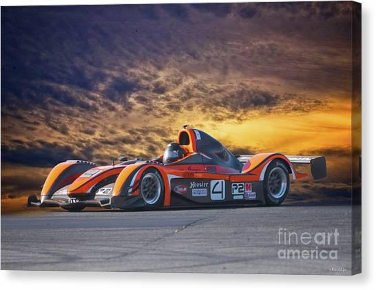 Dirt Track Race Car Canvas Prints Fine Art America