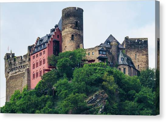 Schonburg Castle Canvas Print