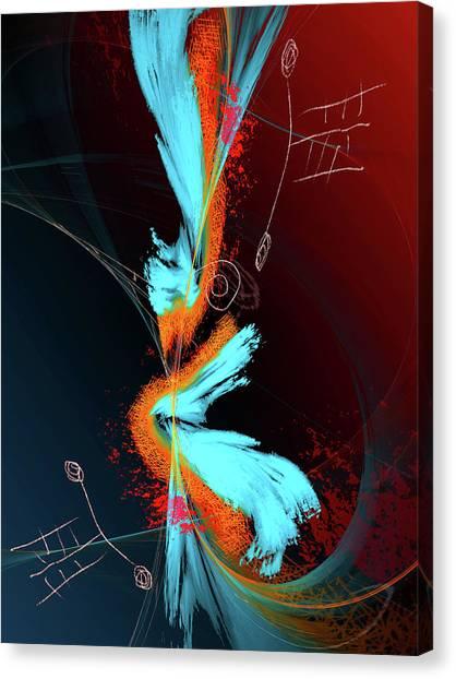 Canvas Print - Seduction by Skip Hunt