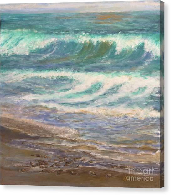 Serenity Symphony Canvas Print