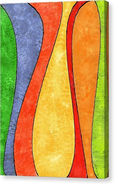 Seventh Heaven Canvas Print