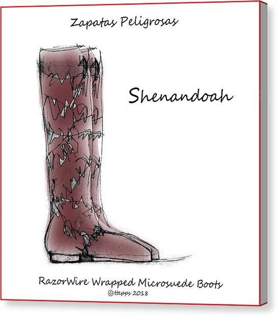 Shenandoah Canvas Print