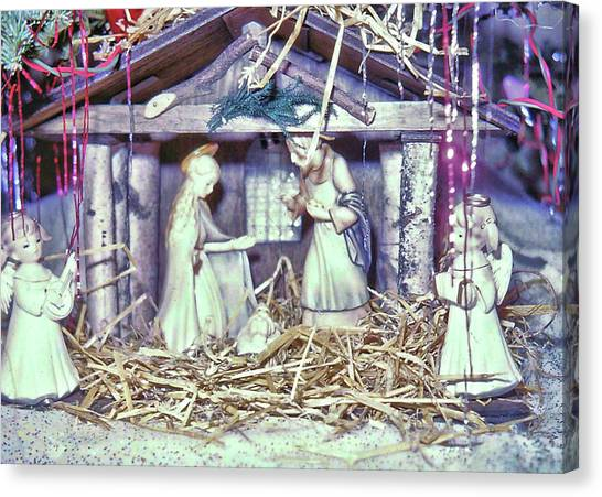 Silent Night Holy Night Canvas Print by JAMART Photography