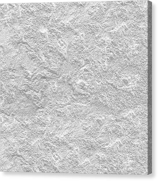 Canvas Print featuring the photograph Silver Stone by Top Wallpapers