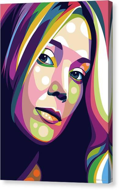 Sissy Spacek Canvas Print
