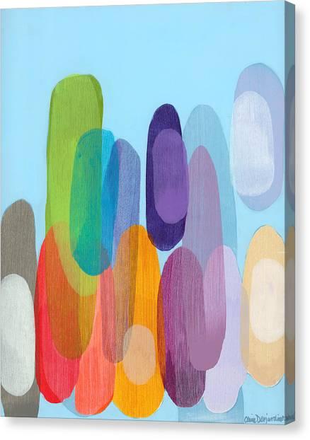 Canvas Print - Sister 01 by Claire Desjardins