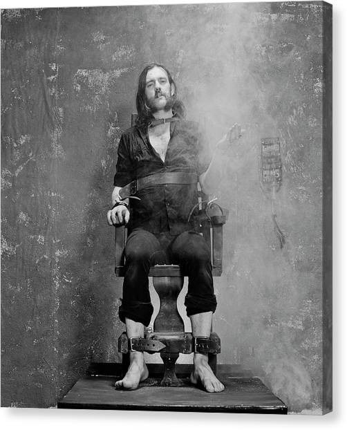 Smokin Lemmy by Fin Costello