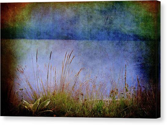 Canvas Print featuring the photograph Somewhere Far Away by Milena Ilieva