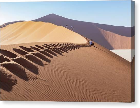 Sossusvlei Desert Canvas Print