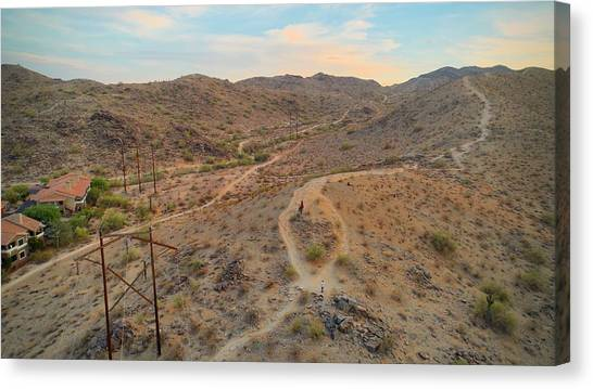 South Mountain Canvas Print