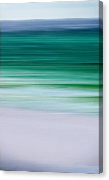 South Walton Beach Dream #2 Canvas Print