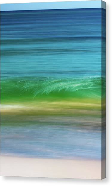 South Walton Beach Dream #3 Canvas Print
