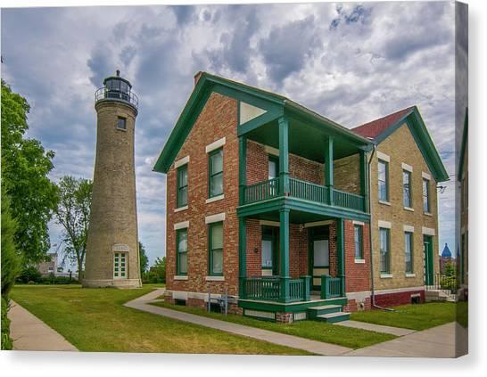 Southport Lighthouse  Canvas Print
