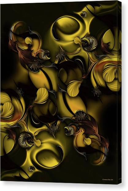 Canvas Print - Space Of Life by Carmen Fine Art