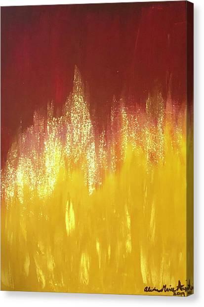 Sparky  Canvas Print