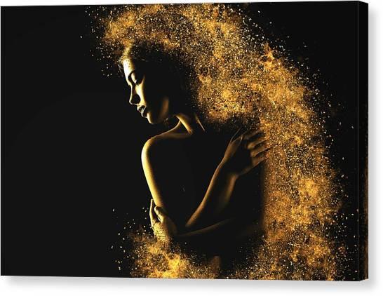 Beam Canvas Print - Splash by ArtMarketJapan