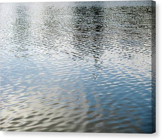 Spring Lake_3931_12 Canvas Print