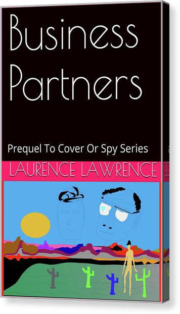 Canvas Print - Spy 00 Prequel by Laurence Lawrence