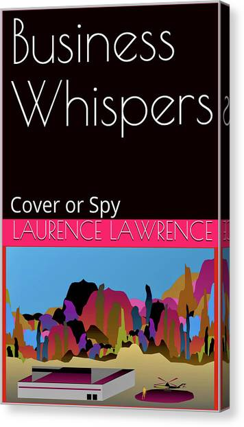 Canvas Print - Spy 05 by Laurence Lawrence
