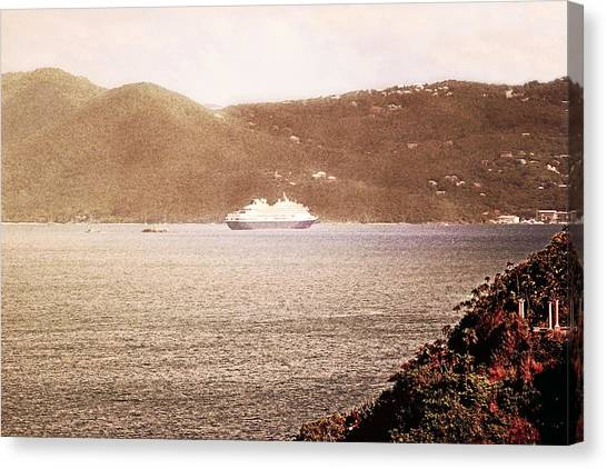 St. John Anchorage Canvas Print
