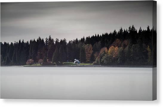 Stanley Park Vancouver Canvas Print