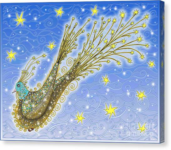 Starbird Canvas Print