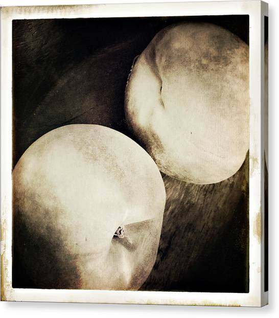 Canvas Print featuring the photograph Stillnight by Catherine Sobredo