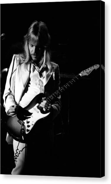 Canvas Print featuring the photograph Styxspo77 #16 by Ben Upham