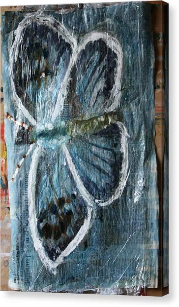 Suffocation Canvas Print