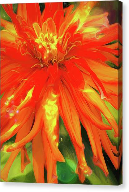 Summer Joy Canvas Print