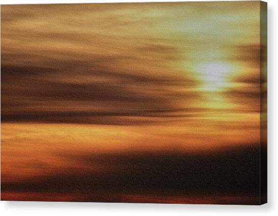 Sunburnt Canvas Print