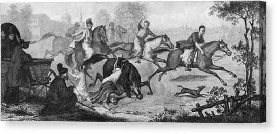 Tartar Tyranny Canvas Print by Hulton Archive