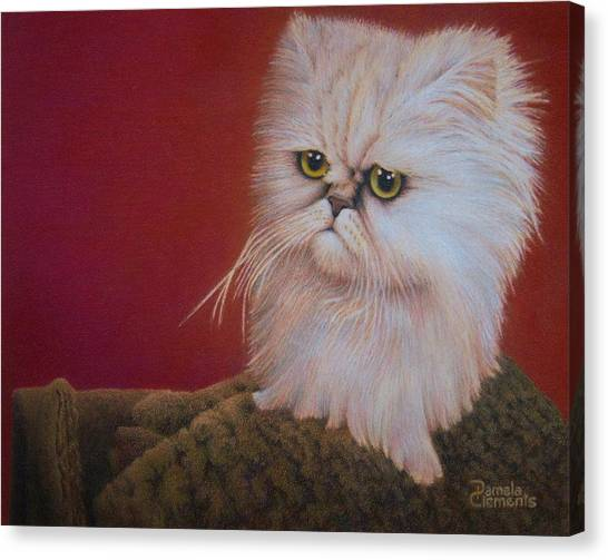 Tempest In A Teacup Canvas Print