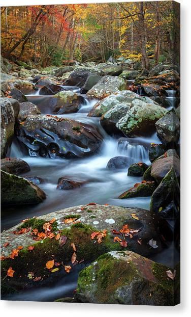 Tennessee Autumn  Canvas Print