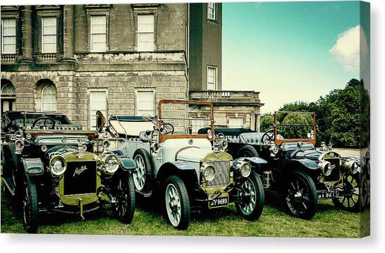 The Austin Collection Canvas Print
