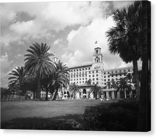 The Breakers Hotel, Palm Beach Canvas Print