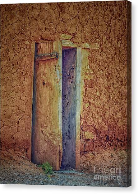The Doorway Canvas Print
