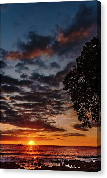 The Friday Before Christmas Canvas Print