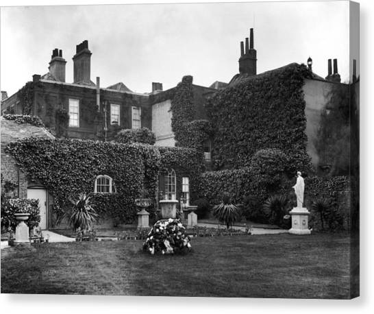 The Grange Canvas Print by Hulton Archive