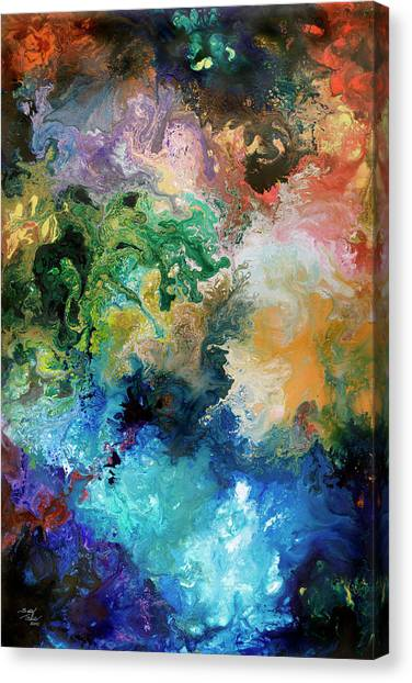 The Great Diversity Canvas Print