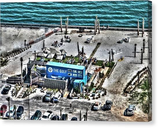 The Gulf Canvas Print